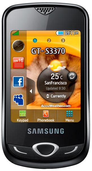 skype pour telephone samsung gt-c3222w