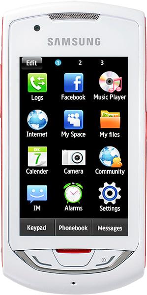 Samsung Gt S5620 руководство - фото 8